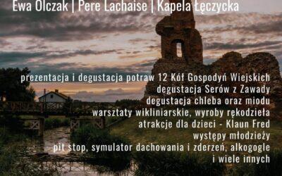 """Pożegnanie Lata z Lokalna Grupą Działania """"Ziemia Łęczycka"""""""